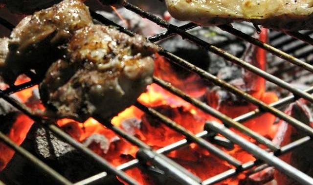 carne a la brasa en monachil